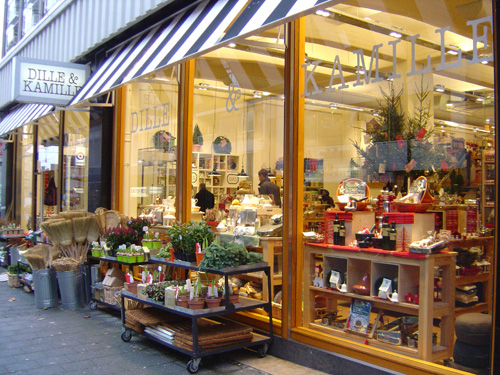 Winkel / Shop