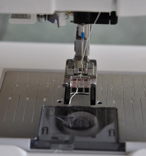 nieuw naaimachine – new sewingmachine