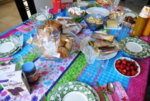 Pinksterbrunch / Whitsundaybrunch
