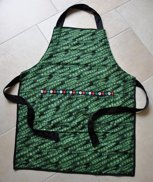 Bonen schort – Beans apron