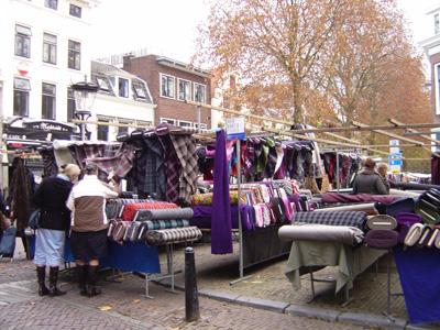 Stoffenmarkt – Fabricmarket – Utrecht