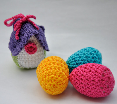 eieren patroon – eggs pattern