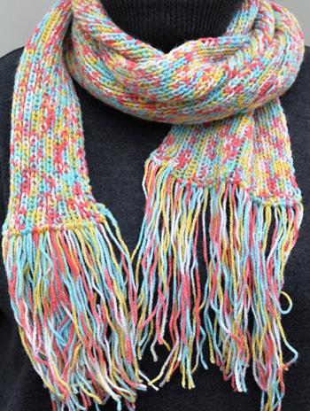 nieuwe sjaal – new shawl