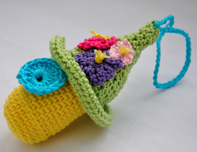 nog meer paashaken – More easter crocheting