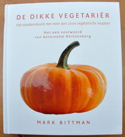 Dikke vegetarier! – Big veggie!