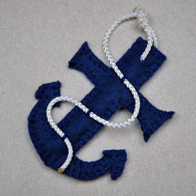 Maritieme broche – Maritime brooch