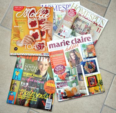 Tijdschriften – Magazines