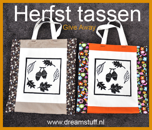 Give away! – Herfst tassen