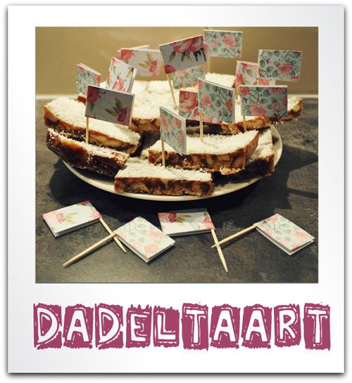 taart zonder bakken