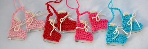 gehaakte schaatsen – crocheted skates