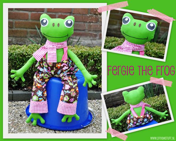 Lees meer over het artikel Fergie the Frog