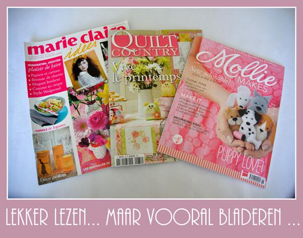 Tijdschriften… – Magazines…