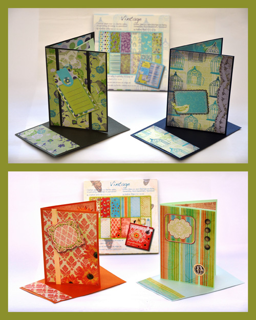 DIY kaartjes – cards