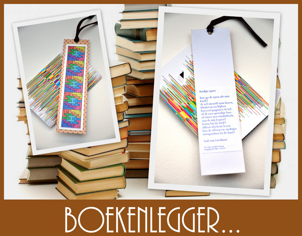 Boekenlegger – Bookmark