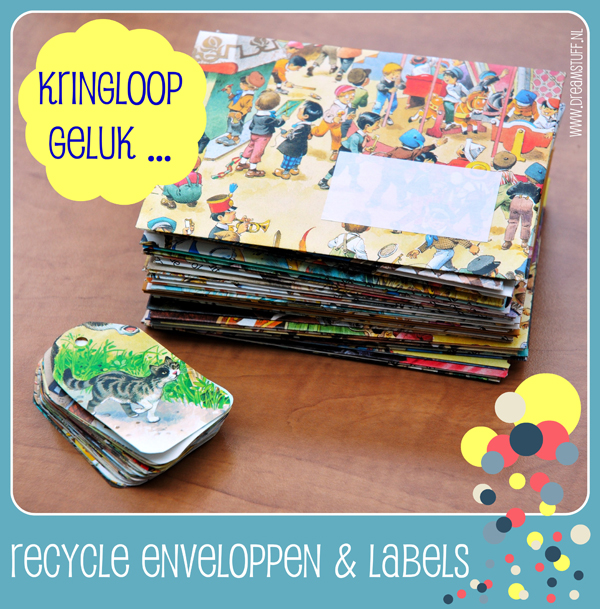 Kringloopgeluk… – Recycle Happiness…