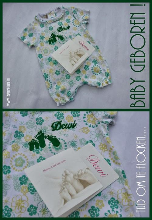 Baby cadeau – present