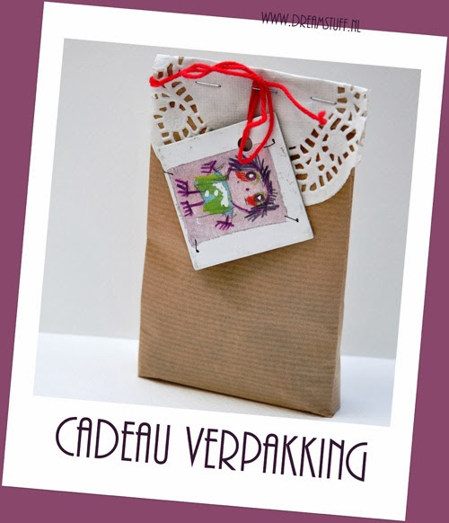 Cadeau verpakking – wrapping