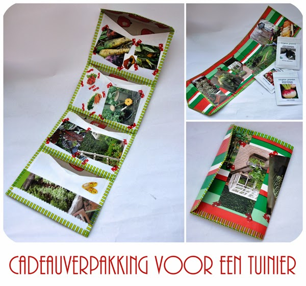 cadeauverpakking – present wrapping