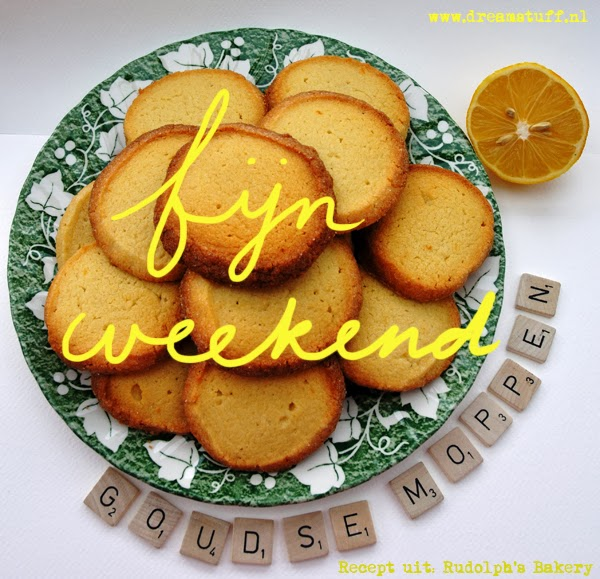 Fijn weekend! – Have a nice weekend!