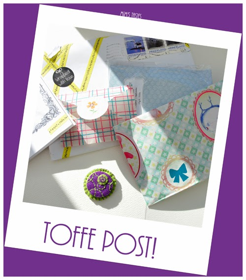 Toffe post! – Nice mail!