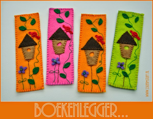 Boekenleggers – Bookmarks