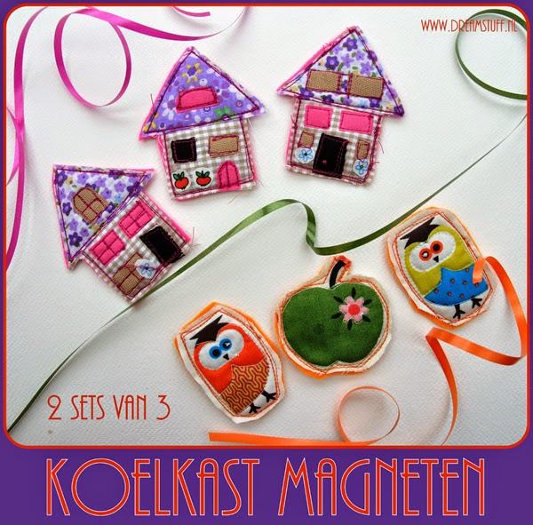 Give away 4: Koelkastmagneten