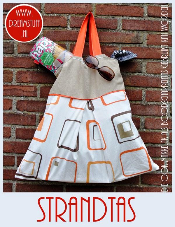 Lees meer over het artikel Give away 12: Strandtas
