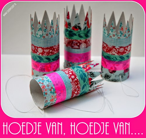 Hoedje van… – hats on….