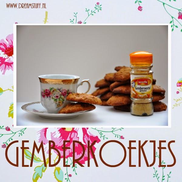 Gemberkoekjes – Gingercookies