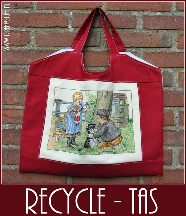 Recycle tas – Recycled Bag