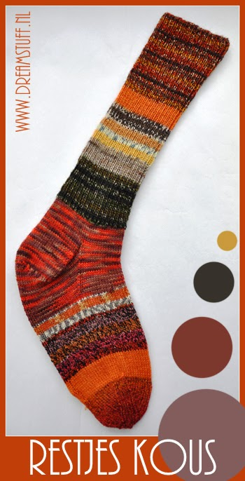 Lees meer over het artikel Sok werd Kous – Sock became Stocking