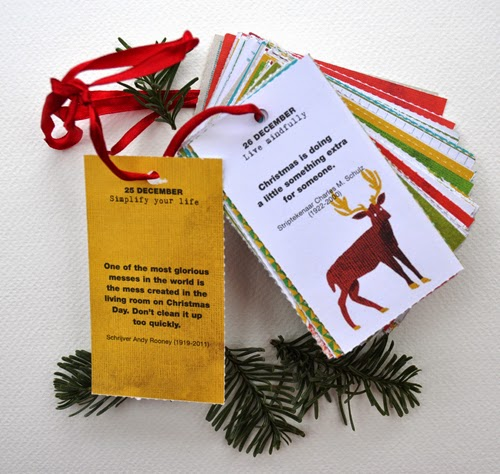 Fijne Kerst ! – Happy Christmas!
