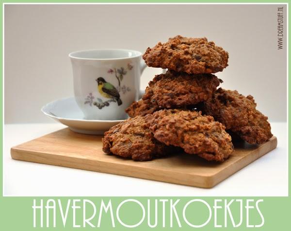 Lees meer over het artikel Havermout koekjes – Oatmeal cookies