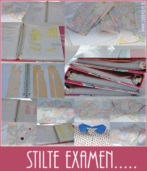 Stilte examen….. – Quiet Exam….