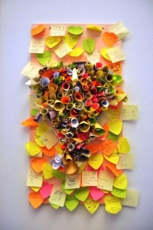 Papierkunst Gorcums Museum – Paper Art