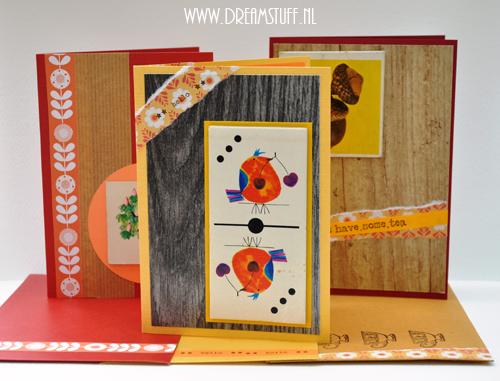 Herfstkaarten – Autumncards