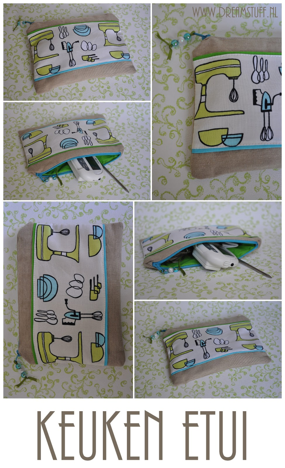 Keuken etui – Kitchen fabric case