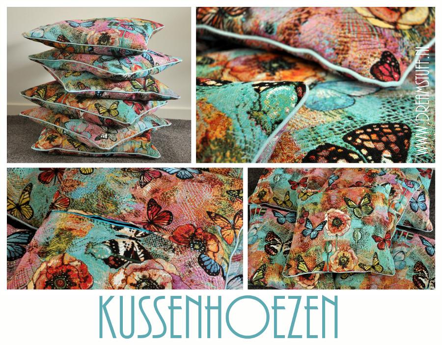 Nieuwe Kussenhoezen – New Cushion Covers