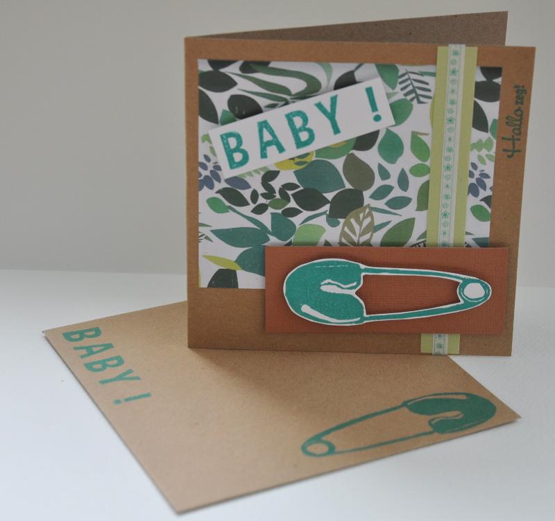 Baby kaarten – cards
