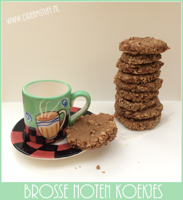 Noten koekjes – Nut Cookies