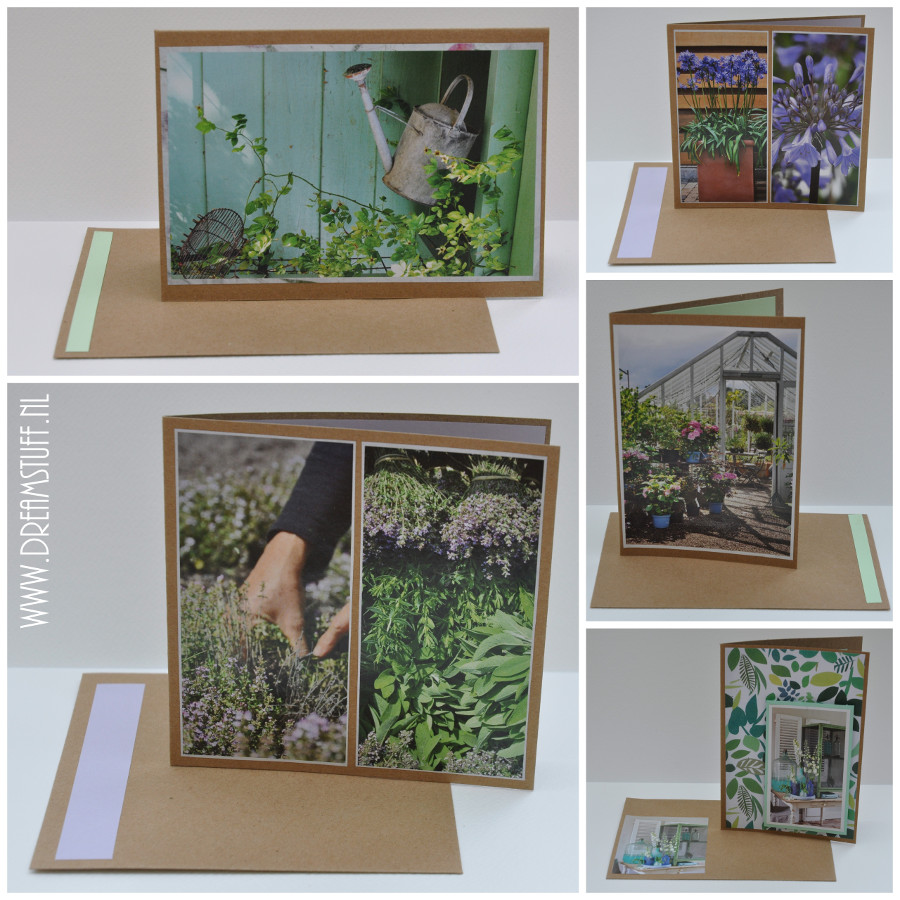 Recycle kaarten – Cards