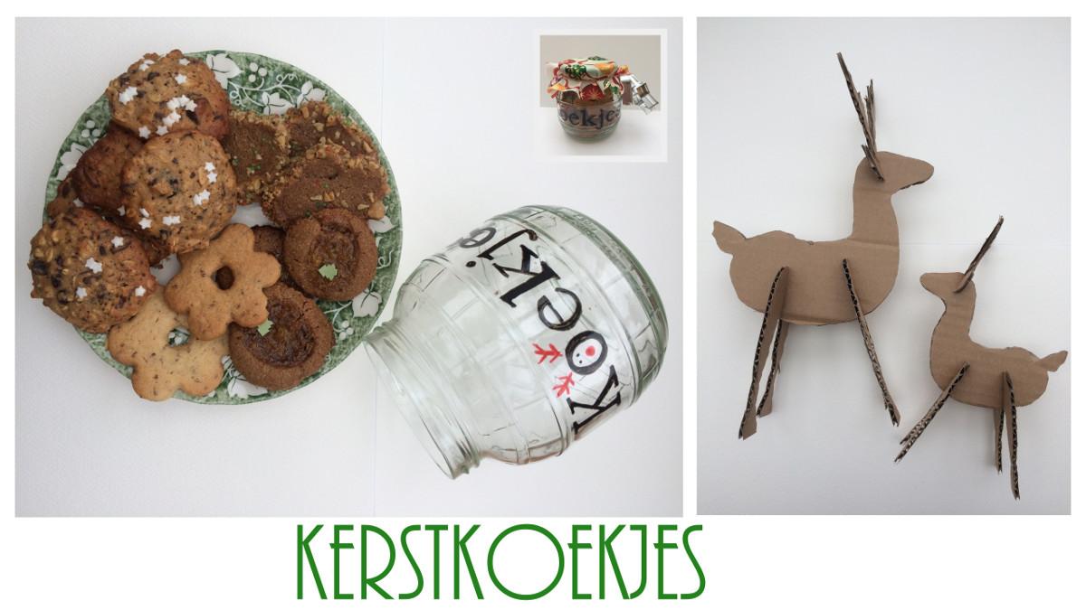 Kerstkoekjes – Christmascookies