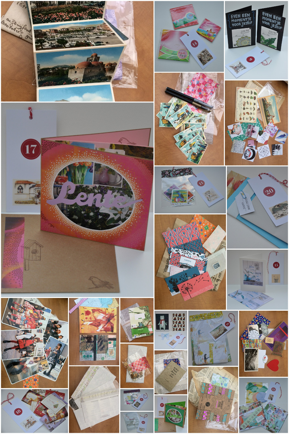 post advent swap – deel 2