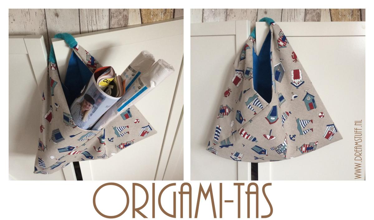 Origami tas / bag