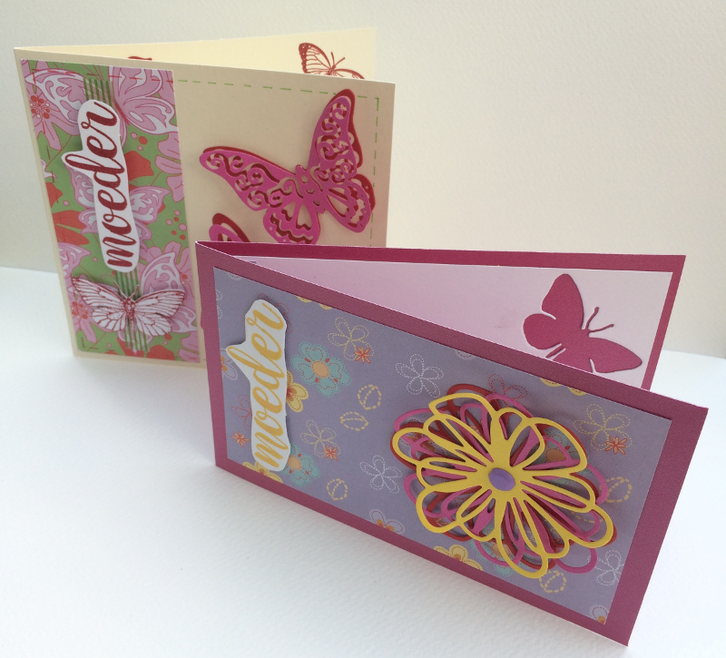 Moederdag kaarten – Mother's day cards