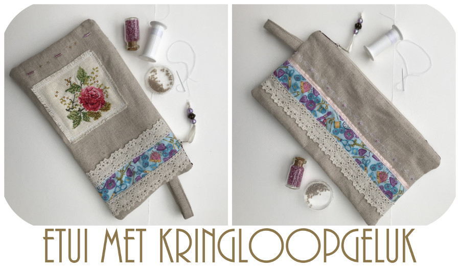 etui met kringloopgeluk – case with thriftstore happiness