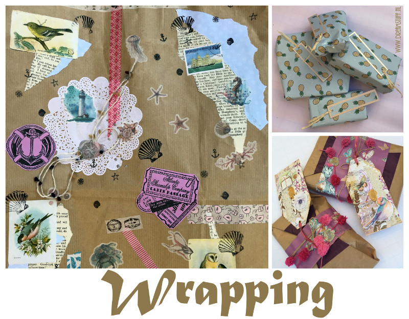 Inpakken – Wrapping