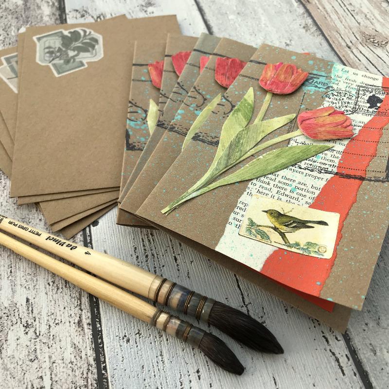 Tulpen kaarten – Tulip cards