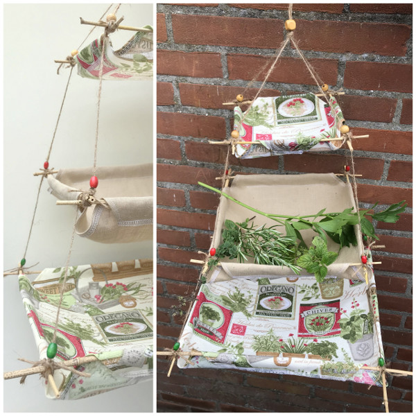 Kruiden droogrek – Herb drying rack