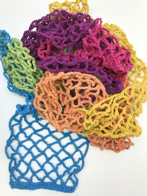 Regenboog sjaal – Rainbow scarf